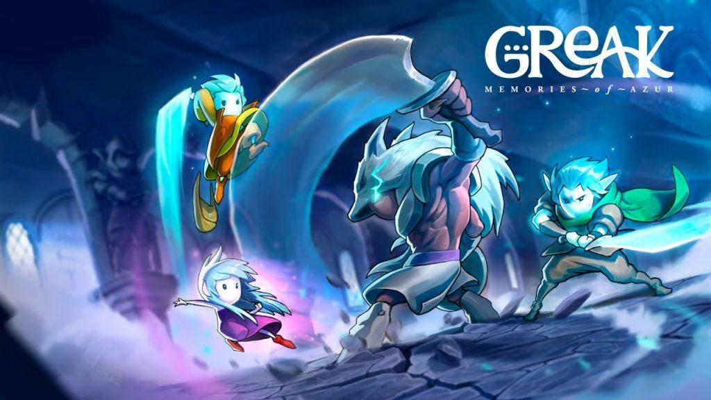 بازی Greak: Memories of Azur
