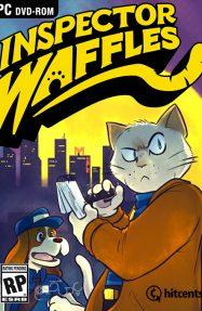 دانلود بازی Inspector Waffles برای PC