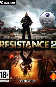 دانلود بازی Resistance 2 برای PC