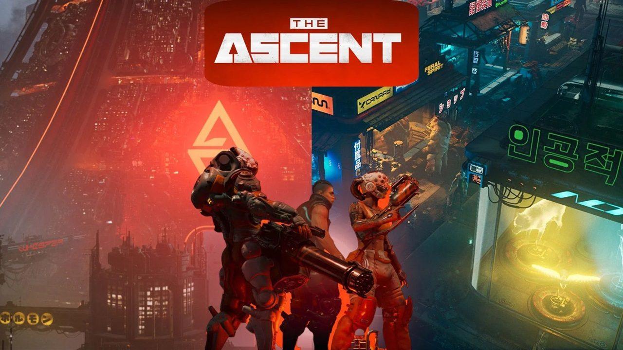 بازی The Ascent
