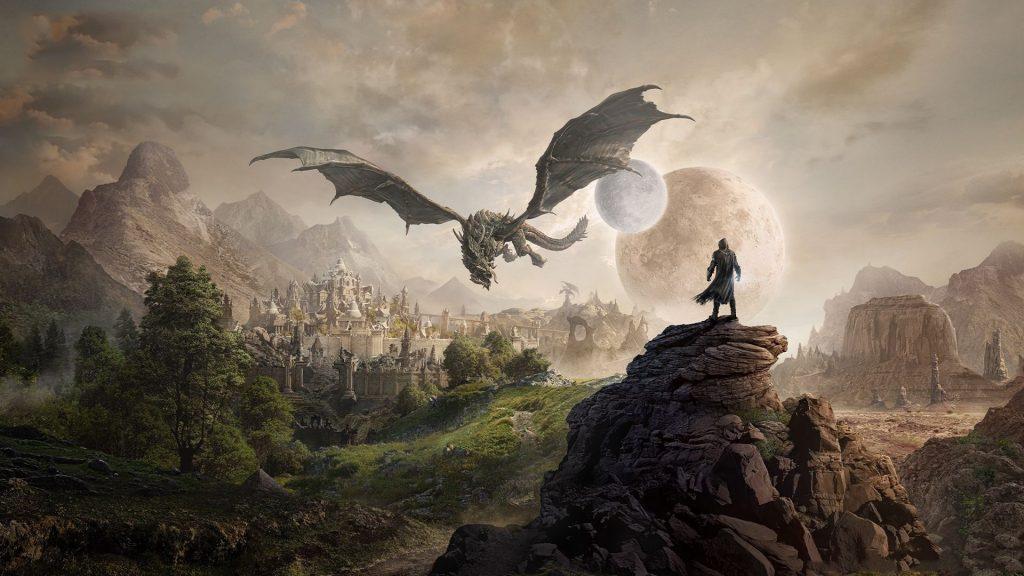 بازی The Elder Scrolls