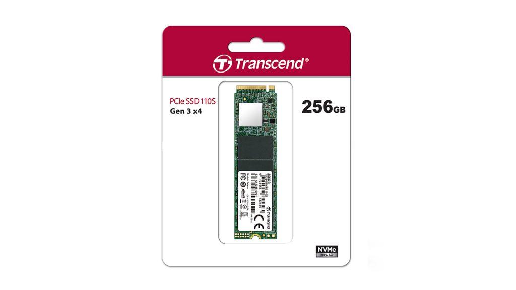 Transcend 110S M.2 2280 NVMe PCIe 256 GB