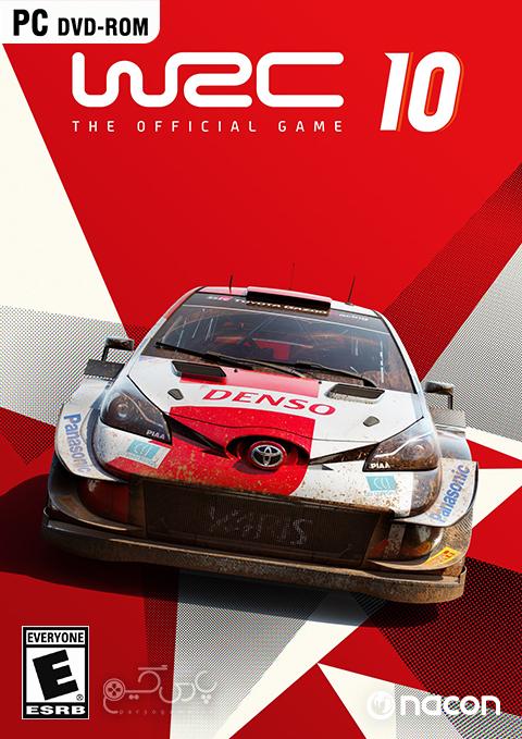 دانلود بازی WRC 10 برای PC