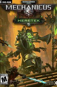 دانلود بازی Warhammer 40000 Mechanicus Heretek برای PC