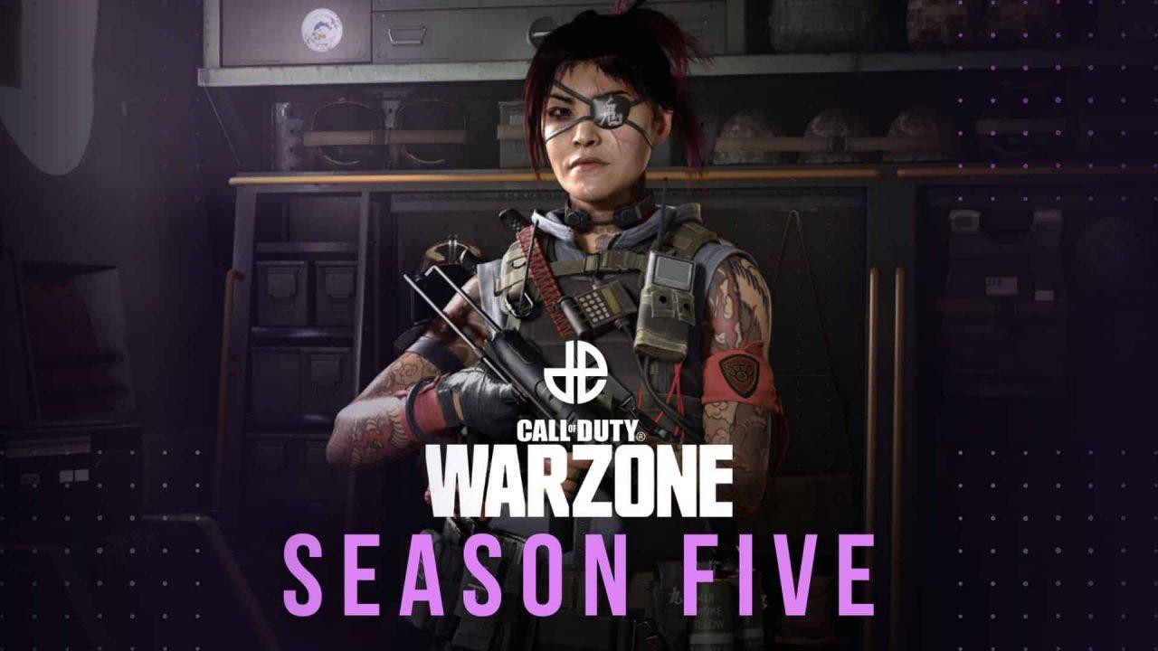 فصل پنجم Warzone