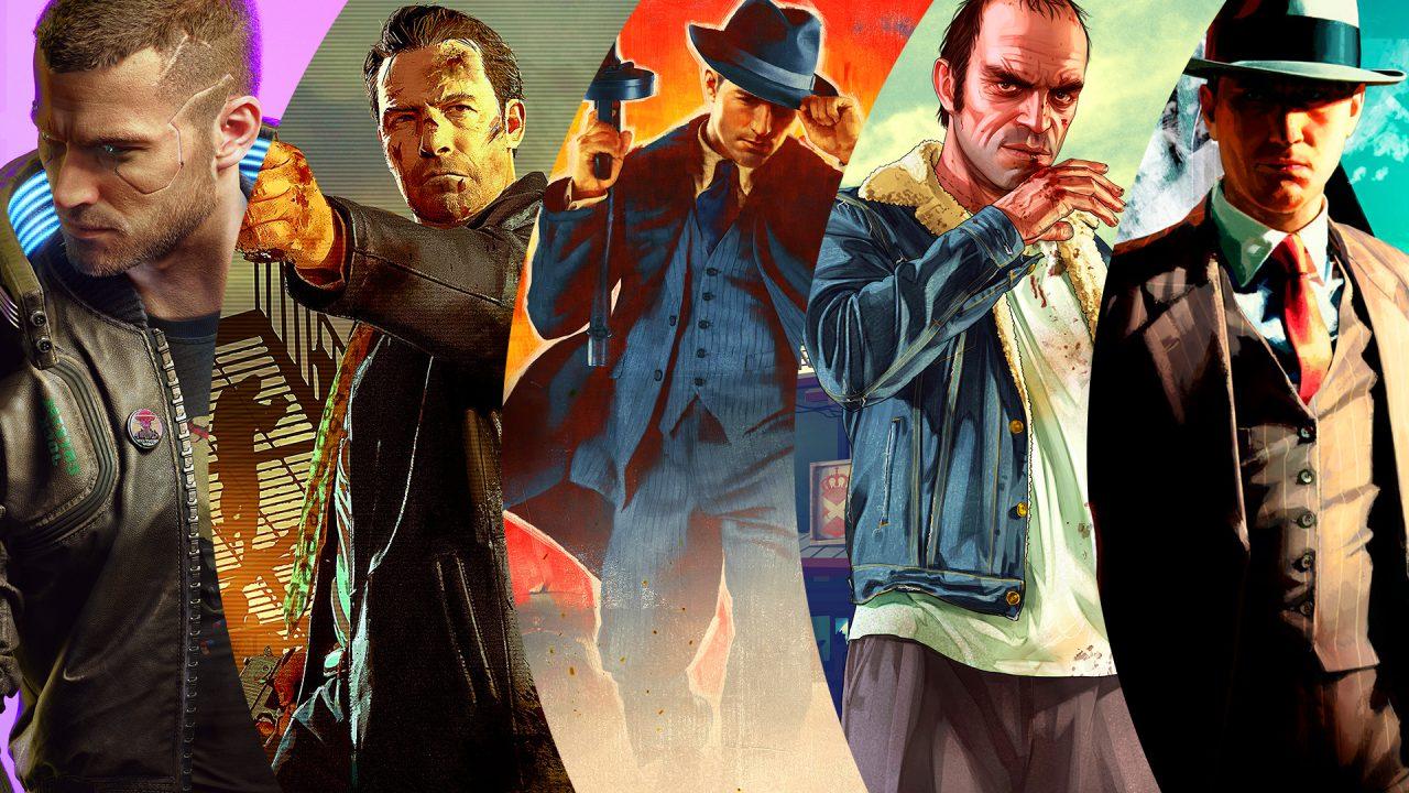 بازی های شبیه Mafia Definitive Edition