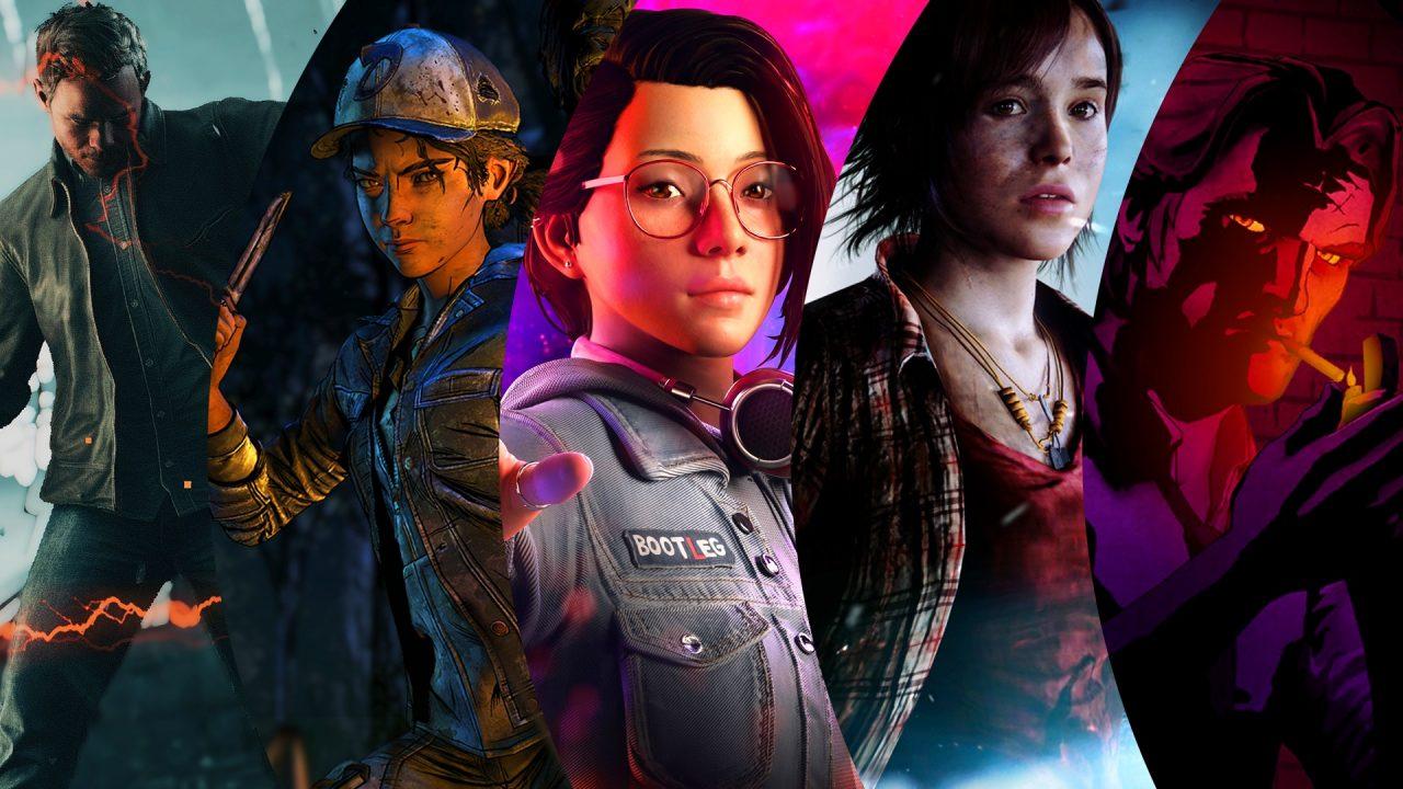 Games Similar to Life is Strange