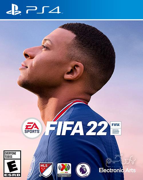 دانلود بازی FIFA 22 برای PS4