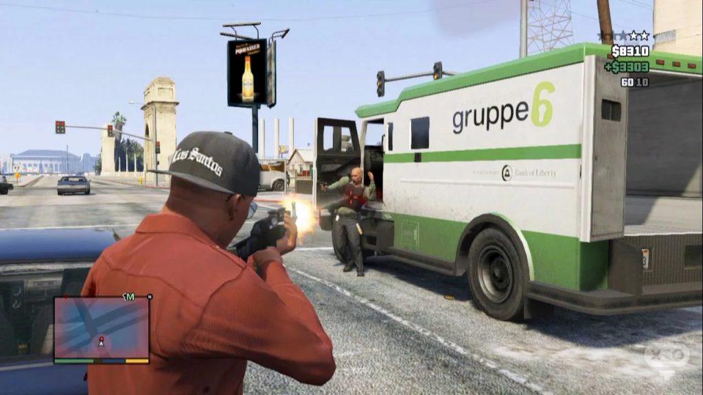 ماموریتهای فرعی GTA V