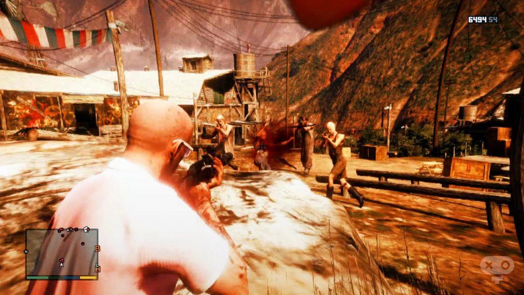 برترین مراحل فرعی بازی GTA V