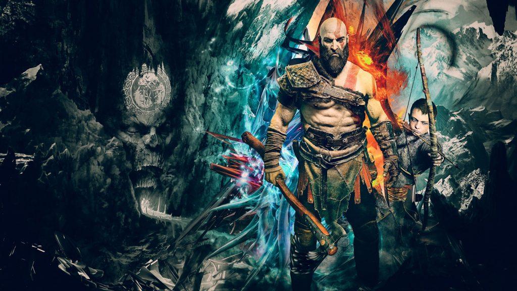 بازی God of War برای کامپیوتر