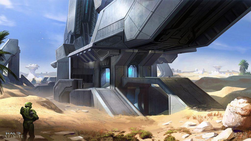 پیش نمایش فنی بازی Halo Infinite