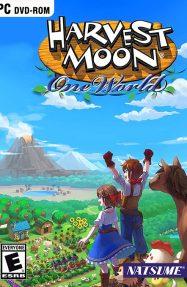 دانلود بازی Harvest Moon One World برای PC