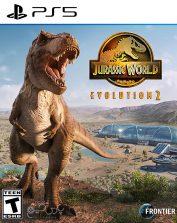 دانلود بازی Jurassic World Evolution 2 برای PS5