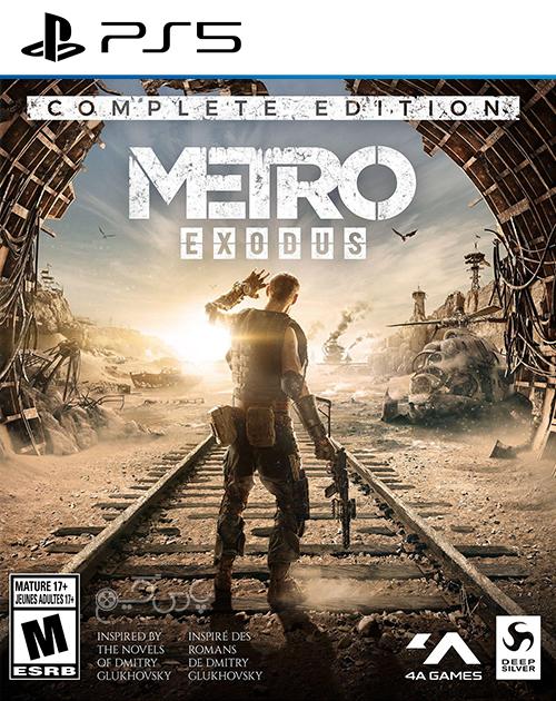 دانلود بازی Metro Exodus برای PS5