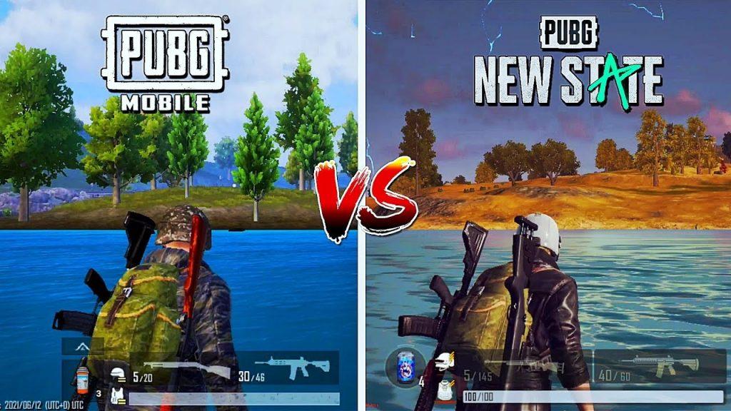 بازی PUBG: New State پابجی موبایل