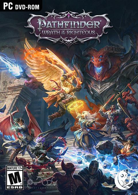 دانلود بازی Pathfinder Wrath of the Righteous برای PC