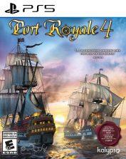 دانلود بازی Port Royale 4 برای PS5