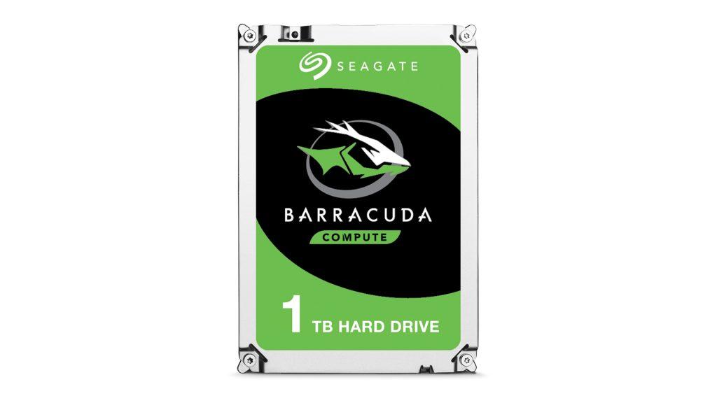 Seagate Barracuda 1TB 64MB Buffer