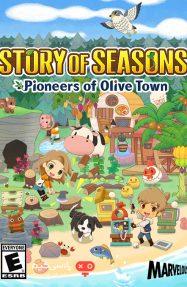 دانلود بازی Story of Seasons Pioneers of Olive Town برای PC