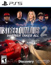 دانلود بازی Street Outlaws 2 Winner Takes All برای PS5
