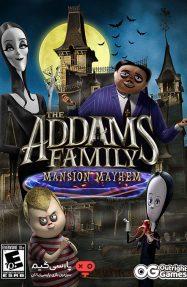 دانلود بازی The Addams Family Mansion Mayhem برای PC
