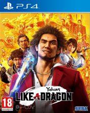 دانلود بازی Yakuza Like a Dragon برای PS4