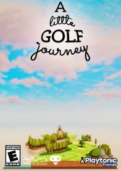 دانلود بازی A Little Golf Journey برای PC