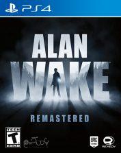 دانلود بازی Alan Wake Remastered برای PS4