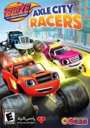 دانلود بازی Blaze and the Monster Machines Axle City Racers برای PC