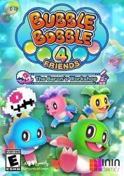دانلود بازی Bubble Bobble 4 Friends The Barons Workshop برای PC
