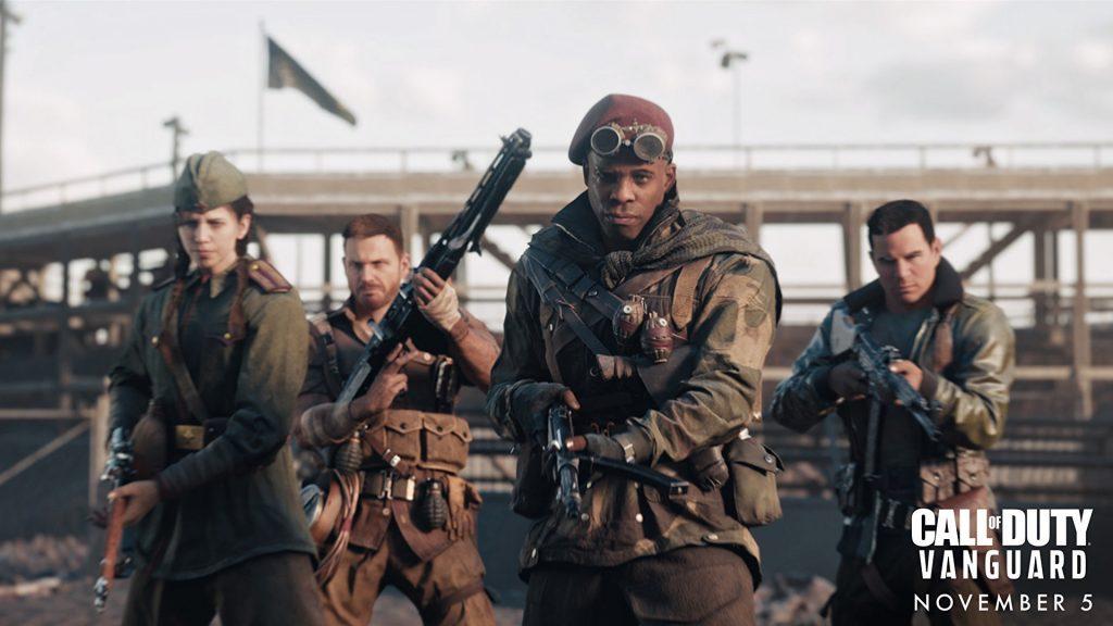 بازی Call of Duty Vanguard