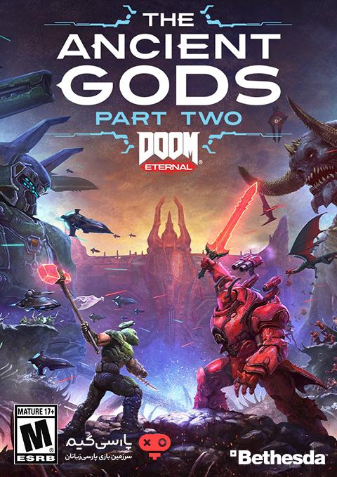 دانلود بازی Doom Eternal The Ancient Gods برای PC