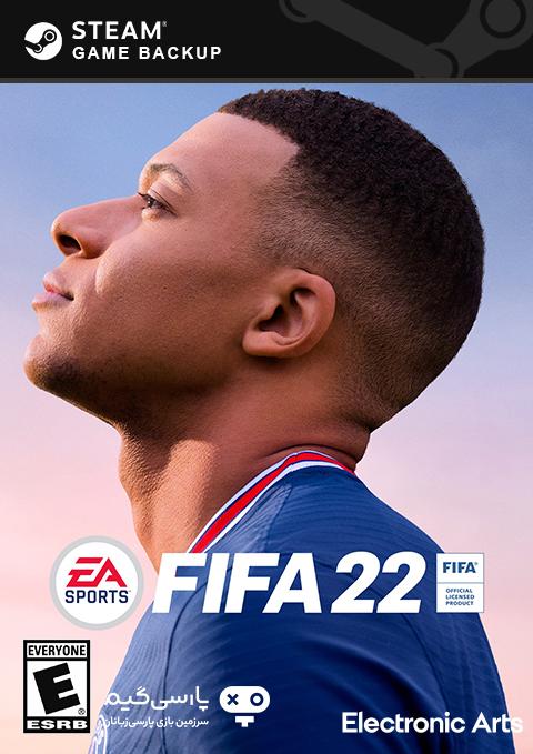 دانلود بک آپ بازی FIFA 22 برای PC