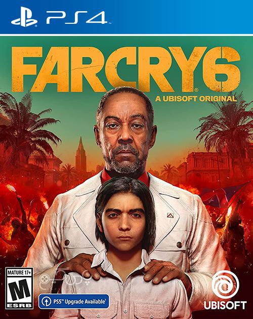 دانلود بازی Far Cry 6 برای PS4