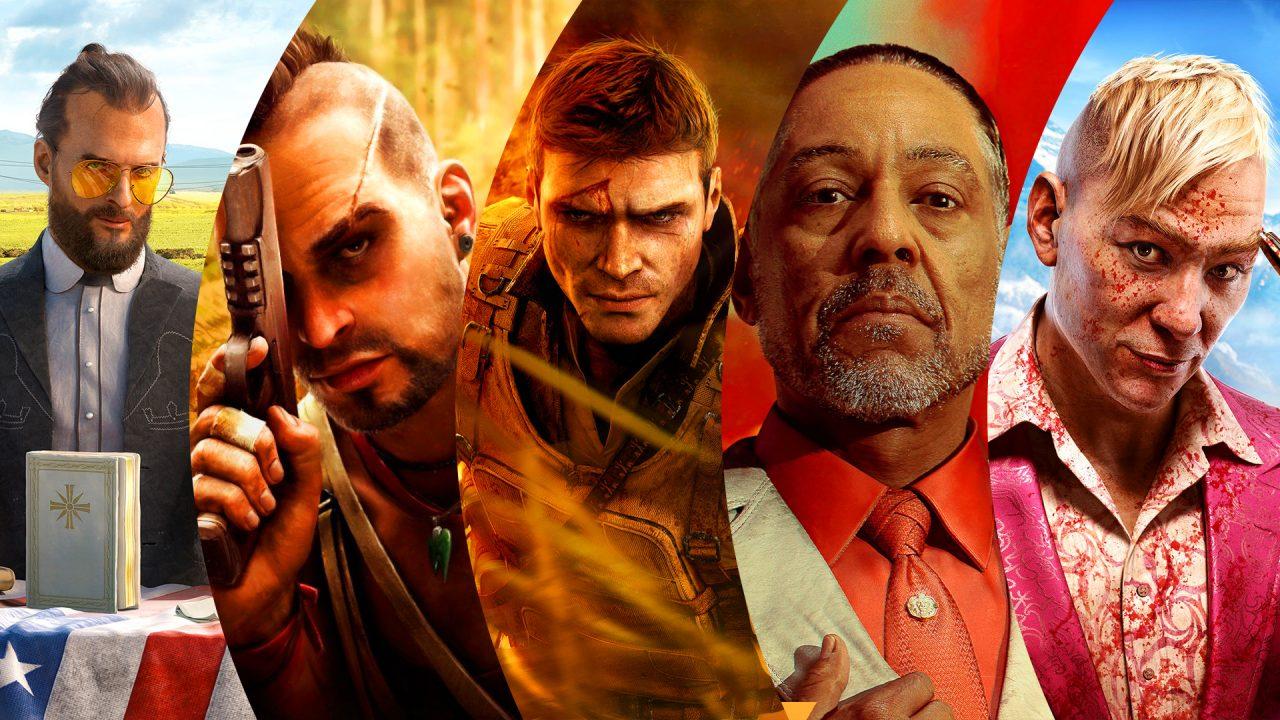 برترین شخصیت های شرور بازی Far Cry