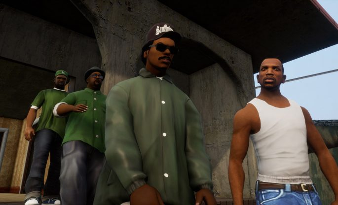 بازی GTA The Trilogy The Definitive Edition