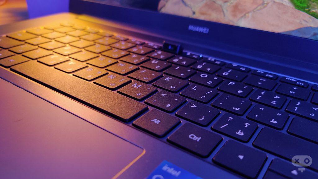 بررسی اجمالی لپ تاپ هواوی MateBook D15