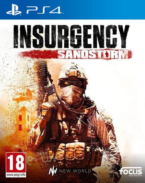 دانلود بازی Insurgency Sandstorm برای PS4