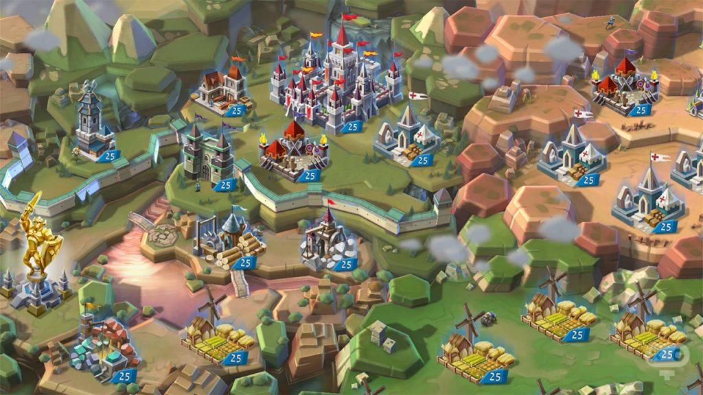 بازی مشابه Clash of Clans