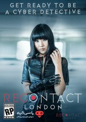 دانلود بازی Recontact London Cyber Puzzle برای PC